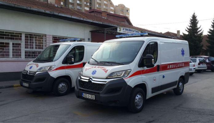 Servisne informacije za protekla 24 sata iz Zenice