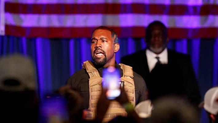 Odbačen zahtjev Kanyea Westa za kandidaturu na izborima u SAD-u