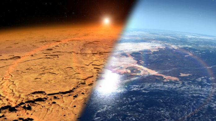 Mars ispod južnog pola ima – mrežu slanih jezera