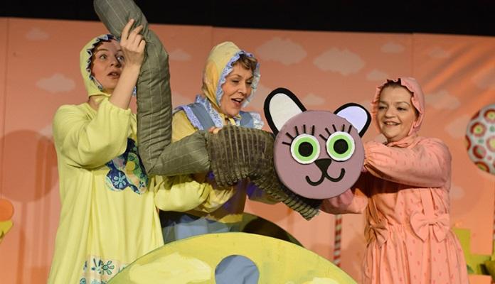 Prva septembarska predstava za bebe na sceni BNP-a