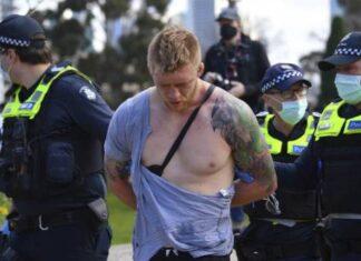 Protesti U Australiji
