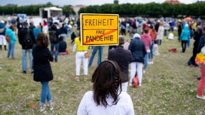 Novi protesti protiv mjera po Njemačkoj