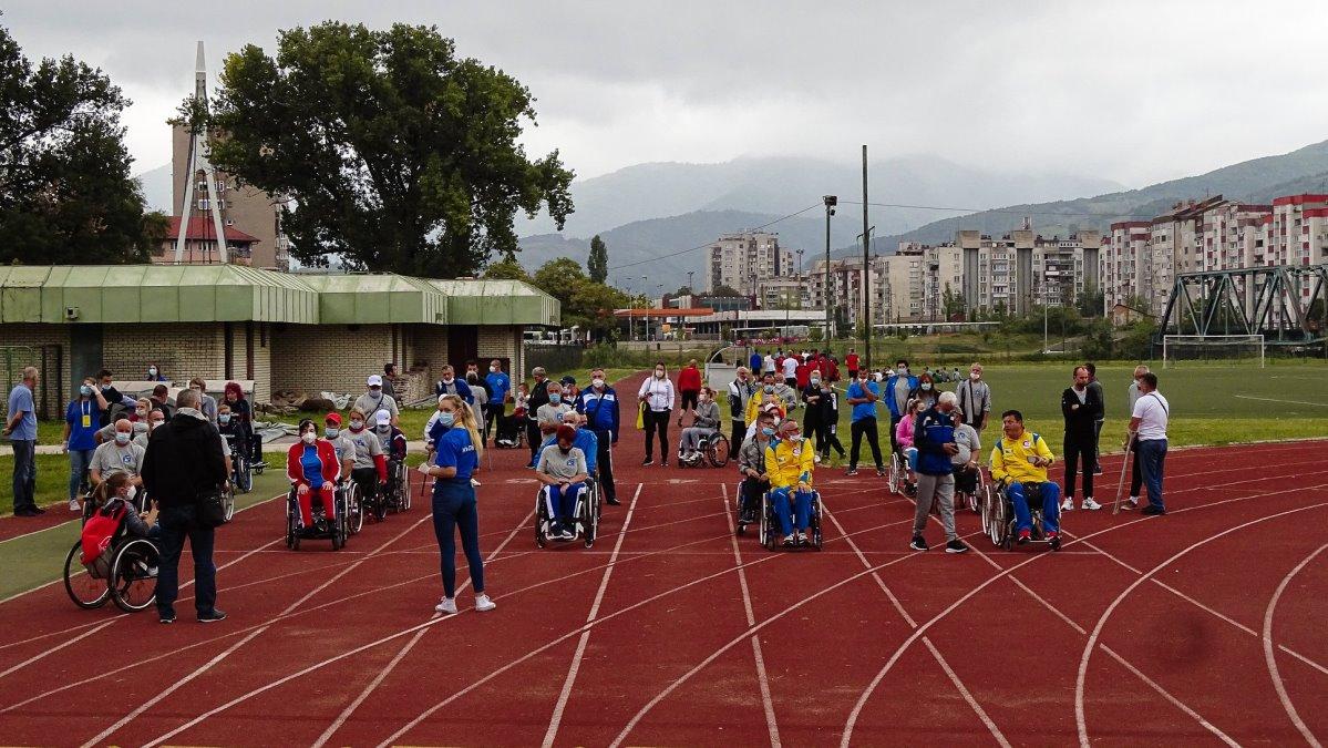 Prvenstvo Za Paraplegicare