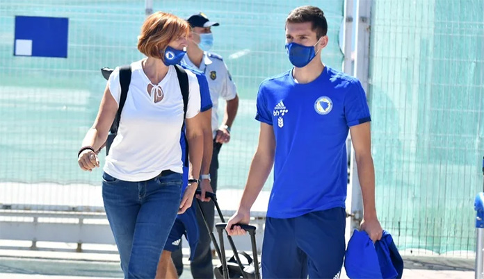 Zmajevi se vratili iz Italije, Bajević poručio da protiv Poljske idu na pobjedu