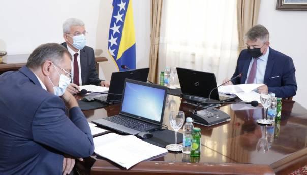 Konačna odluka Predsjedništva: BiH i dalje ne priznaje Kosovo