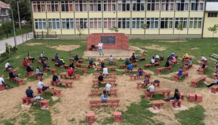 Učenje na otvorenom u Kaćunima i Zavidovićima