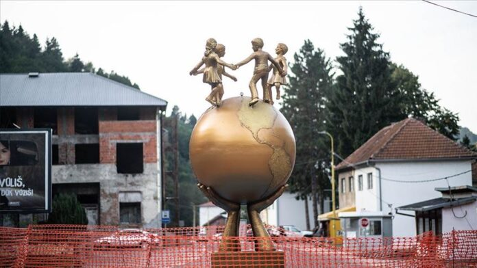 Spomenik Miru