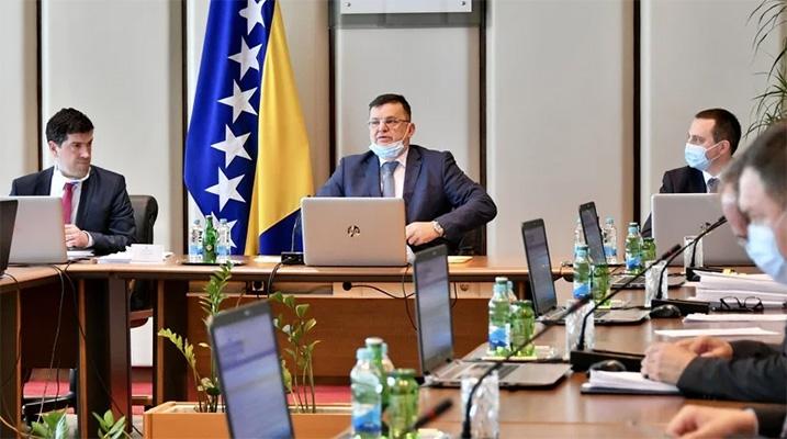 Vijeće ministara BiH usvojilo Revidiranu strategiju o ratnim zločinima