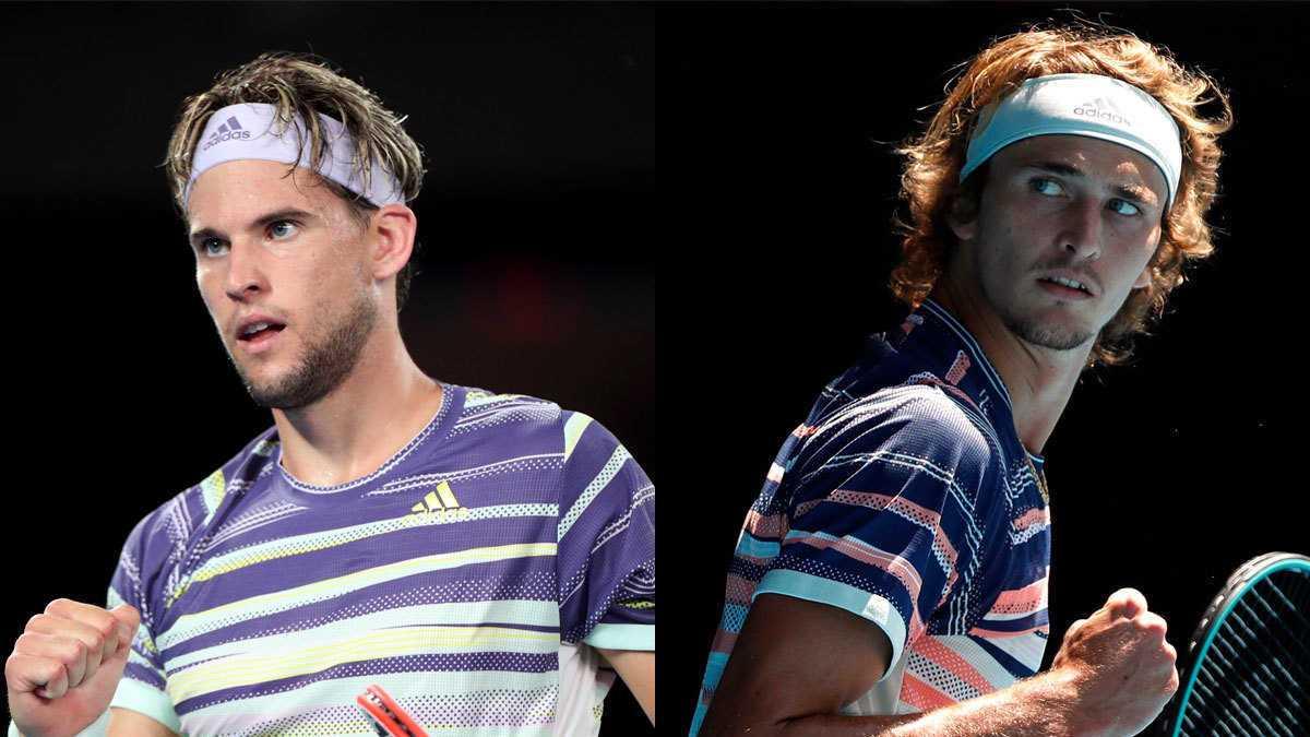 Zverev i Thiem u finalu US Opena