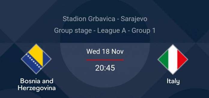 Zmajevi protiv Italije igraju na Grbavici
