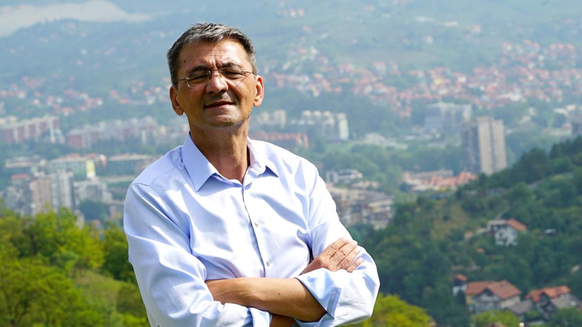 Boris Britvar: Najznačajniji sportski objekat u Zenici mora biti rekonstruisan! (VIDEO)