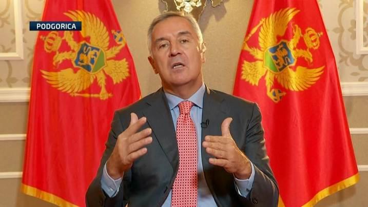 Đukanović: Srpska – pravoslavna crkva je perjanica velikosrpskog nacionalizma