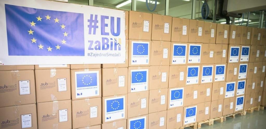 EU Pomoć
