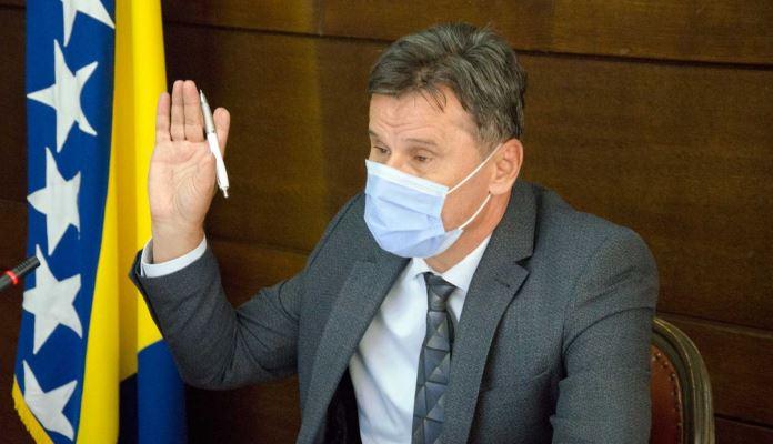 Fadil Novalić Vlada FBiH