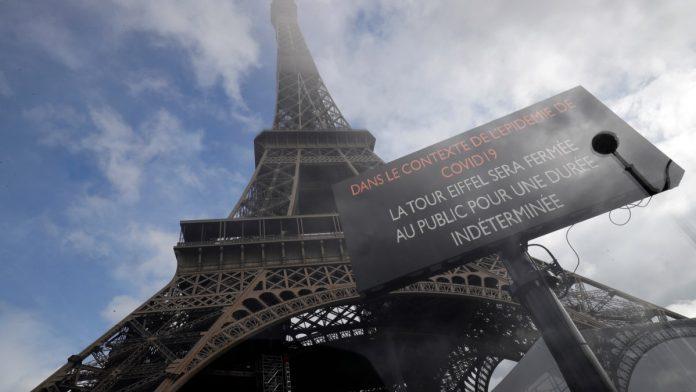Francuska u drugom lockdownu, stanovnici spremaju zalihe namirnica