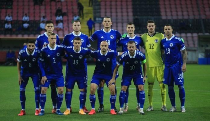 Reprezentacija BiH nazadovala za još jedno mjesto na FIFA rang listi