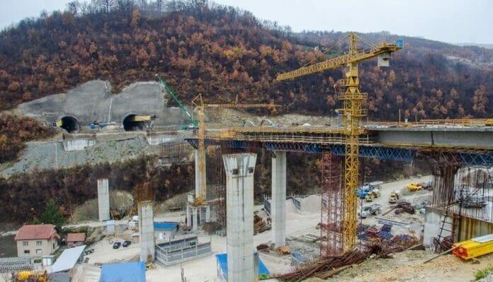 Moguća obustava radova na koridoru Vc kod Zenice
