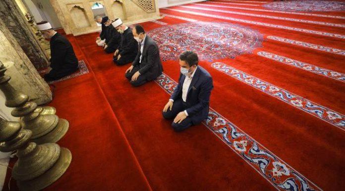 Klanjanje Džamija