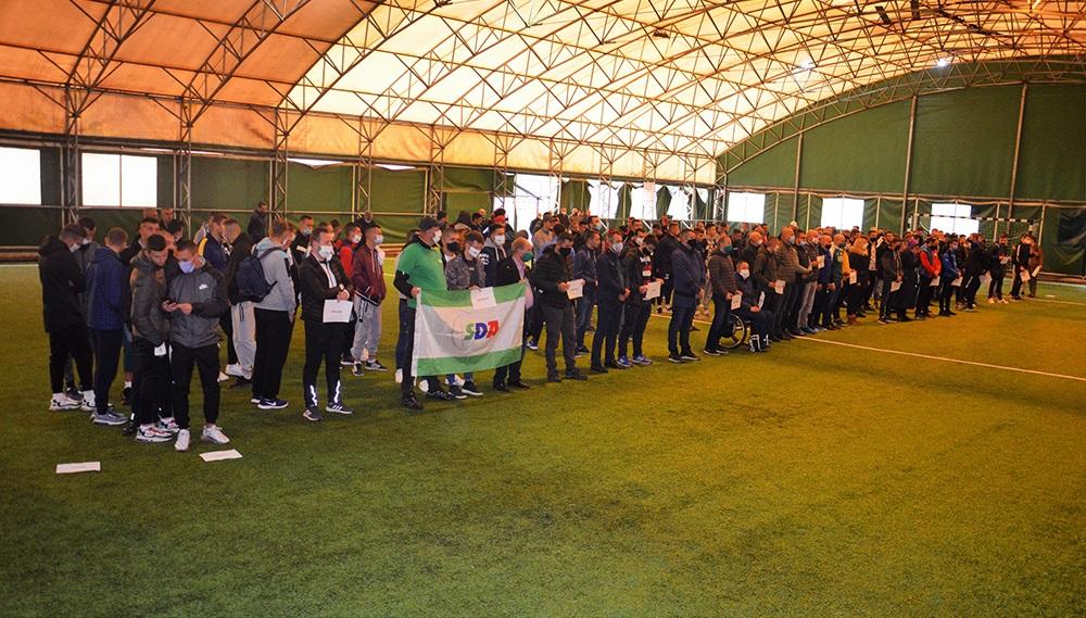 Liga SDA Zenica 3