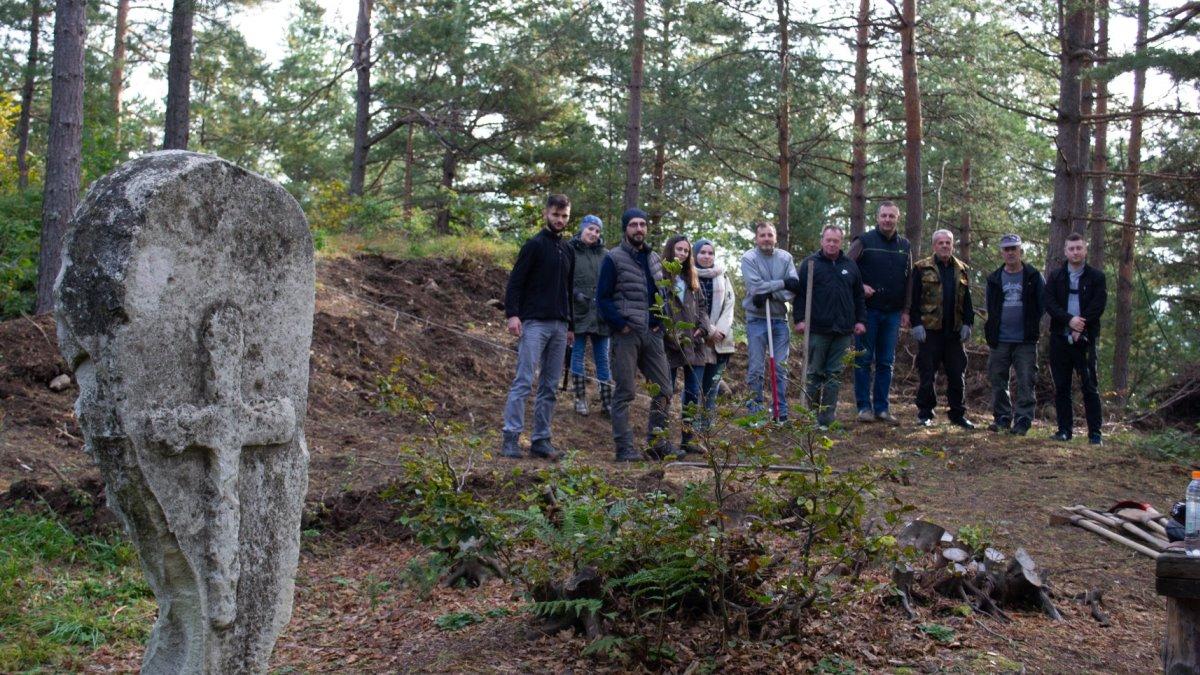 Završeno arheološko iskopavanje na lokalitetu Markov kamen kod Zenice (FOTO)