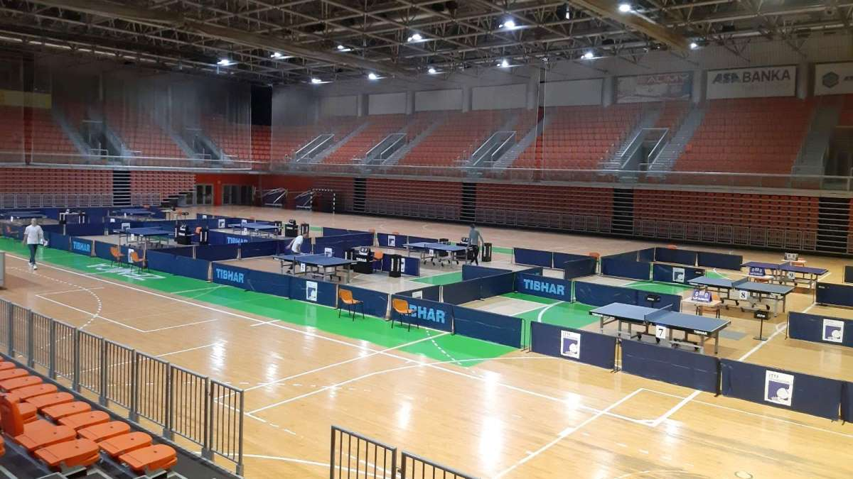 Održan 5. Međunarodni Zenica table tennis Open 2020. (FOTO)