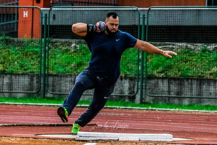 "Mesud Pezer prvi na atletskom mitingu ""Zenica 2020"""