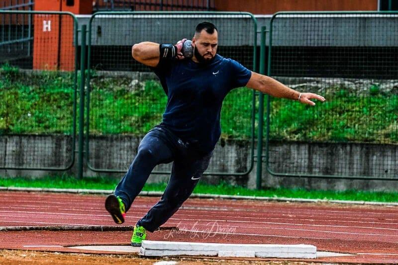 Mesud Pezer drugi na atletskom mitingu u Zenici
