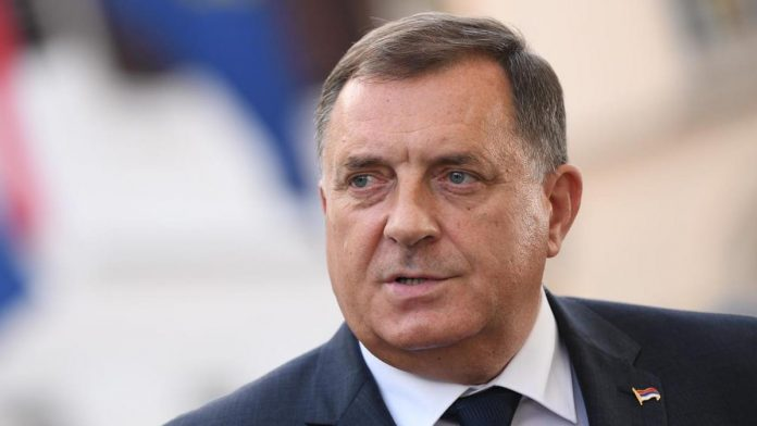 Dodik: BiH ne može da funkcioniše zbog Zapada