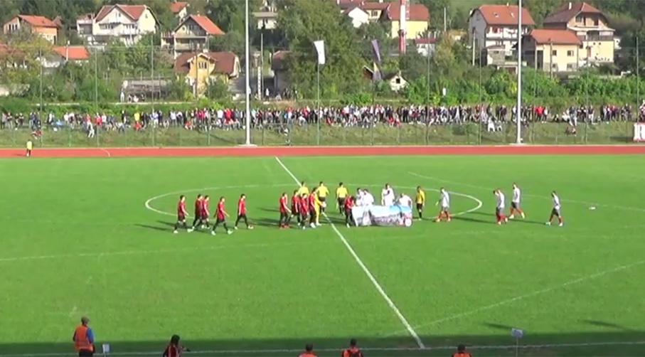 Počela utakmica između Čelika i Fortune (VIDEO)