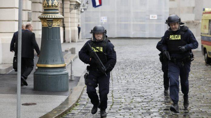 Upucao policajca na Markovom trgu u Zagrebu, pa izvršio samoubojstvo
