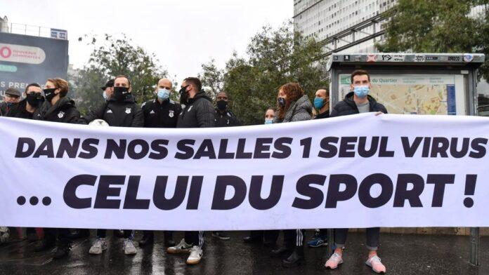 Protesti u Francuskoj zbog zatvaranja teretana u Parizu