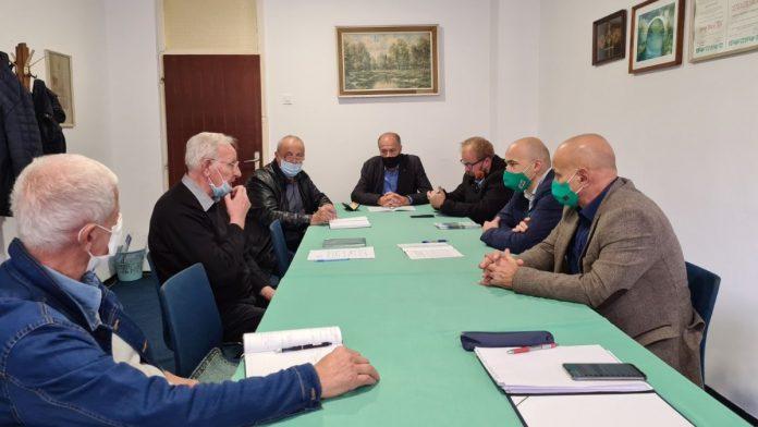 Pivić i Kaknjo razgovarali sa predstavnicima Udruženja penzionera grada Zenice: Trinaesta penzija za sve penzionere!