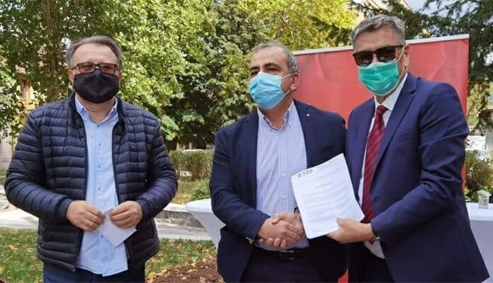 SDP I Fuad Kasumović