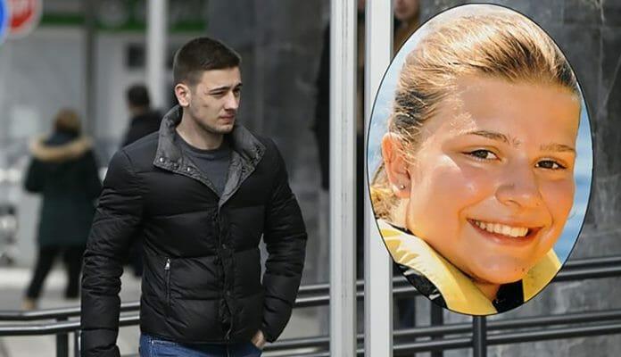 Sinu Željka Mitrovića 11 mjeseci kućnog zatvora zbog ubistva djevojke