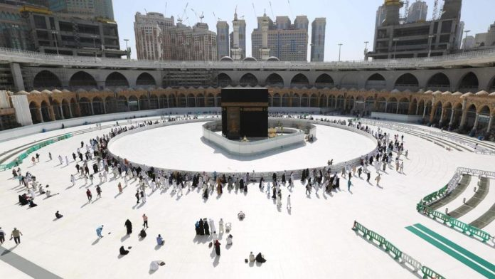 Saudijska Arabija otvara Umru za muslimane iz inostranstva od 1. novembra