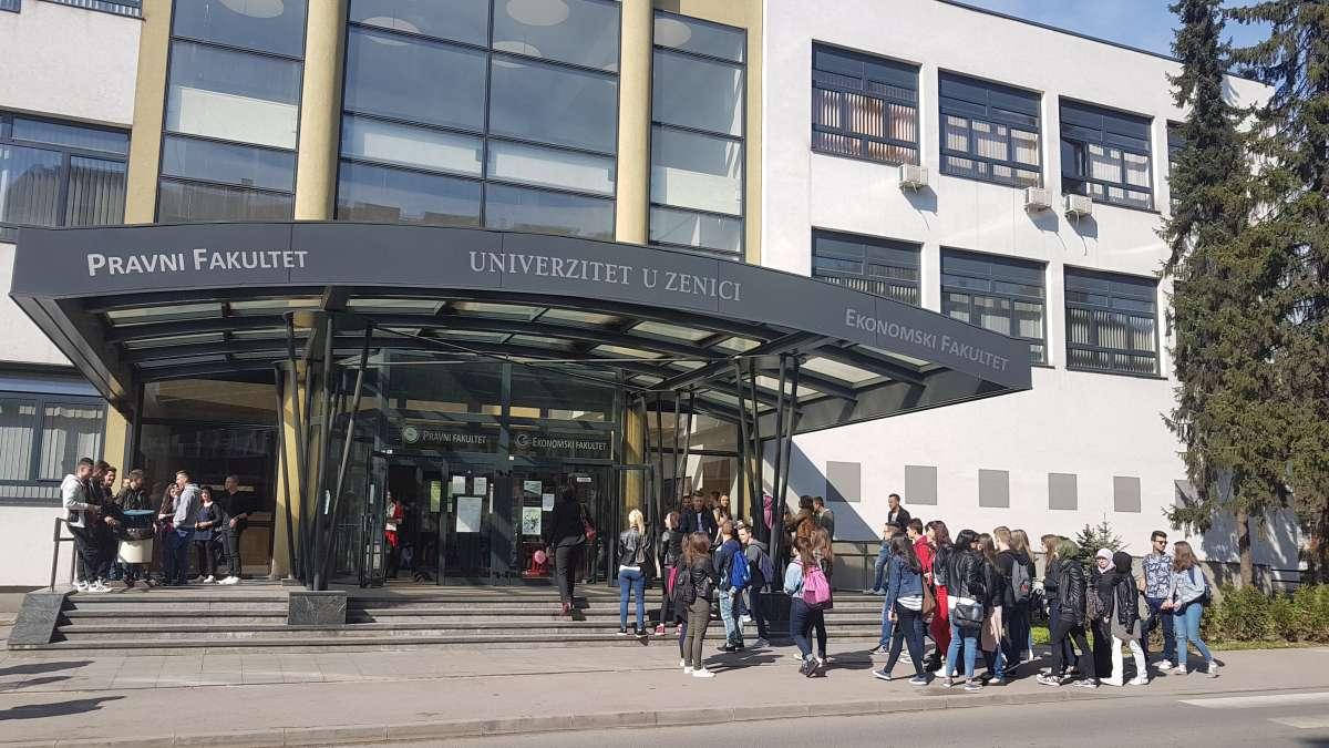 Na Univerzitetu u Zenici će biti odobren bezuslovni prelazak u narednu godinu