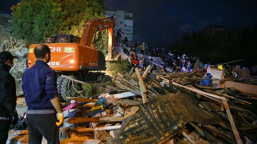 U zemljotresu u Turskoj 12 poginulih, 419 povrijeđenih