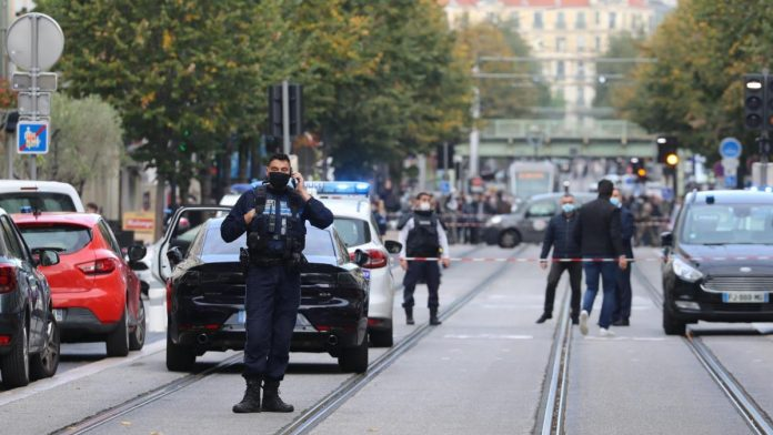 Turska oštro osudila napad u crkvi u francuskoj Nici