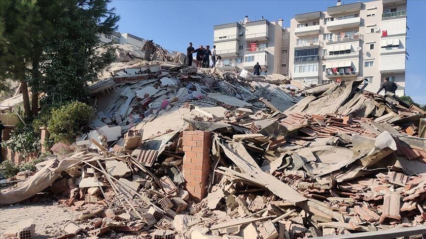 Snažan zemljotres pogodio Egejsko more, potresao Tursku i Grčku