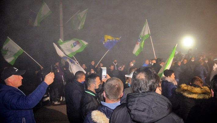 SDA Zenica: Bistrica je izabrala Nezira Pivića i SDA (FOTO)