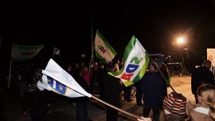 SDA Zenica: Gornja Gračanica je uz Nezira Pivića i SDA (FOTO)