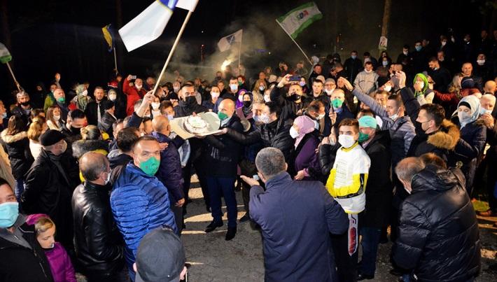 SDA Zenica: Nezir Pivić i SDA nastavljaju tamo gdje je stao rahmetli Husejin Smajlović (FOTO)