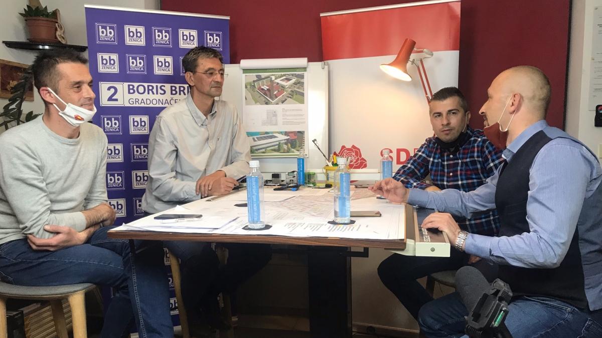 Novi podcast Borisa Britvara: Sport i sportska infrastruktura (VIDEO)