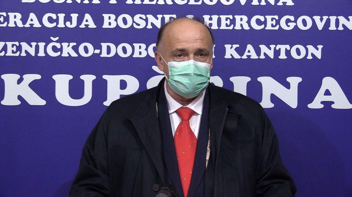 Jupić: Epidemiološka situacija u ZDK nepovoljna