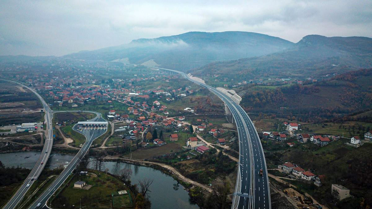 Sutra završetak radova na Zeničkoj obilaznici dužine 11 kilometara (FOTO)