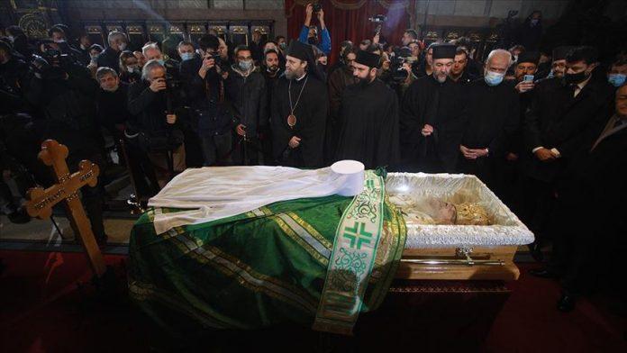Vjernici se u Beogradu opraštaju od preminulog patrijarha Irineja