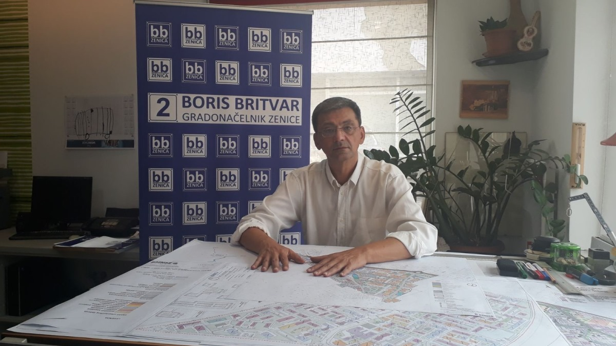 Boris Britvar: Kultura je temelj identiteta grada!
