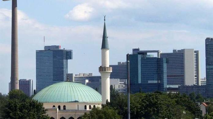 Džamija U Austriji