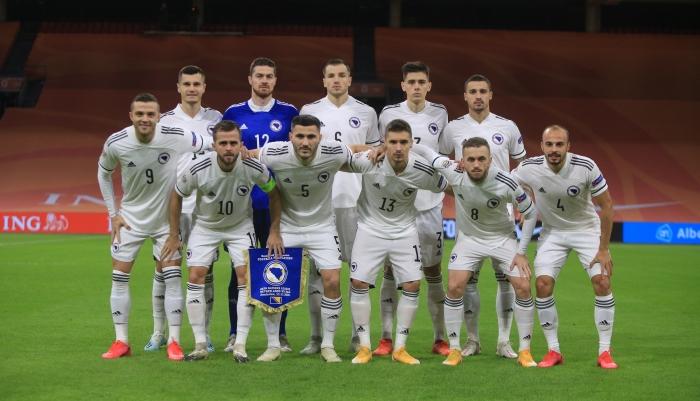 Fudbaleri BiH večeras protiv Italije završavaju nastup u A Ligi nacija