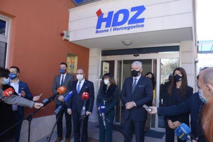 HDZ Hrvatska U Mostaru